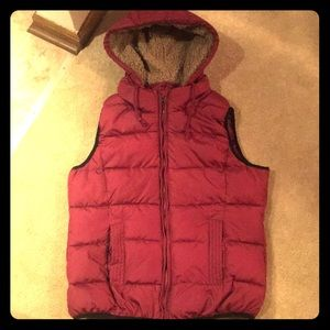 Women's Medium Ruff Hewn puffer vest. Never worn!